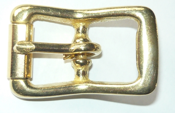 16mm Brass Buckle try